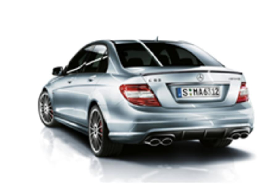 C63 AMG - now even quicker