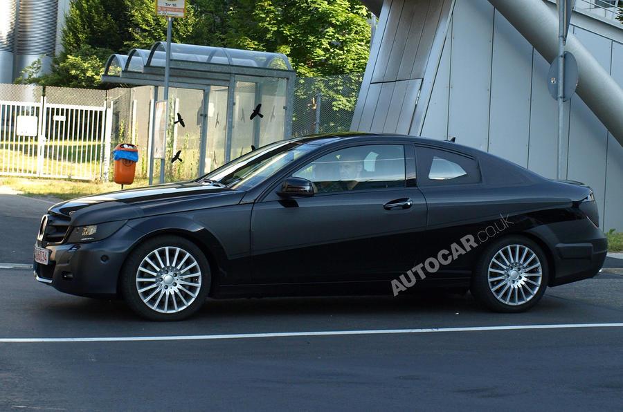 Mercedes plans C63 AMG coupe