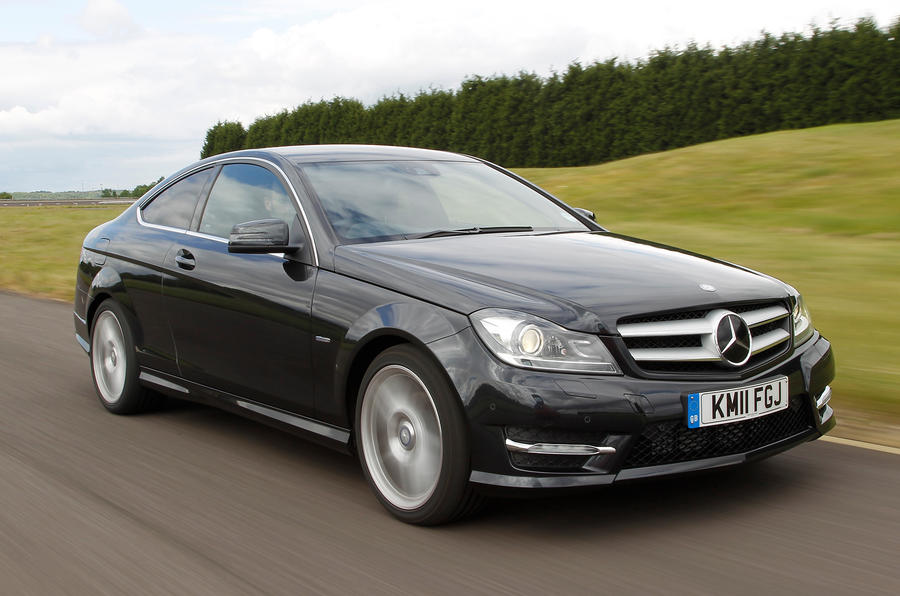 Mercedes benz c class coupe 2011 2015 review 2019 autocar - Mercedes c class coupe 2014 review ...