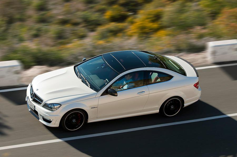 4 star Mercedes-AMG C 63