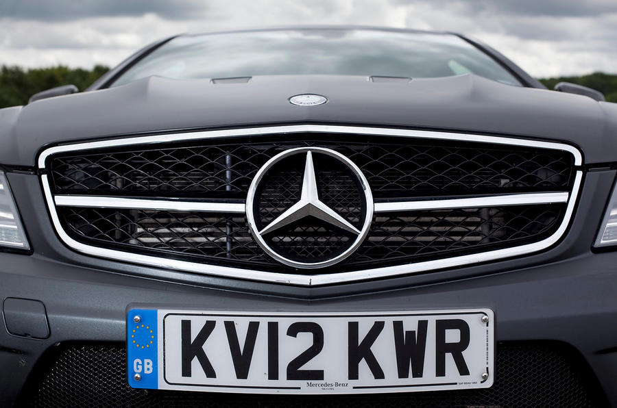mercedes amg c 63 coup front grille