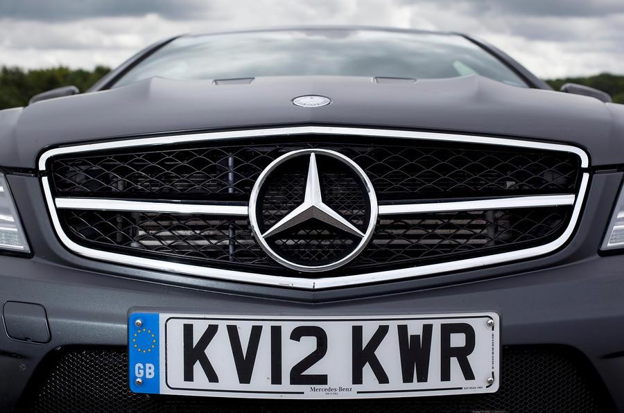 Mercedes Benz Amg Black Series C63