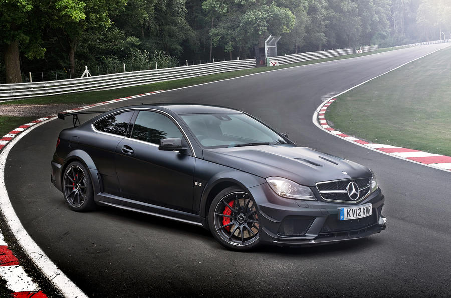 4.5 star Mercedes-AMG C 63 Black Series Coupé