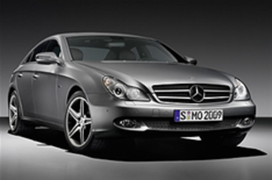 Merc CLS Grand Edition revealed