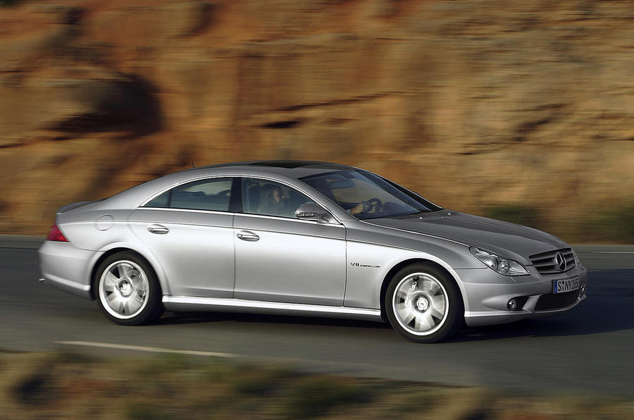 Mercedes CLS production ends