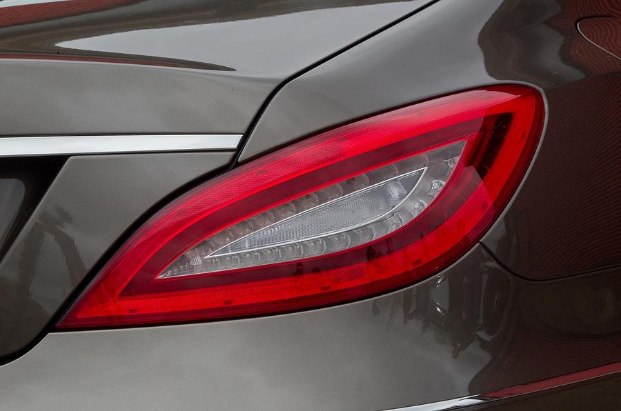 Mercedes-Benz CLS rear lights