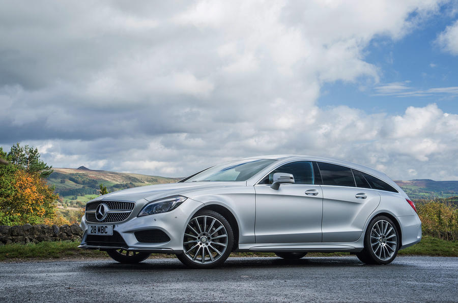 Mercedes Benz Cls Shooting Brake Review 2019 Autocar