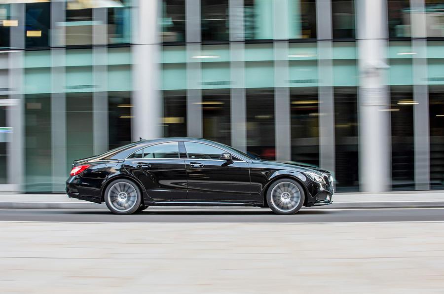 Mercedes benz cls interior autocar for Cls home