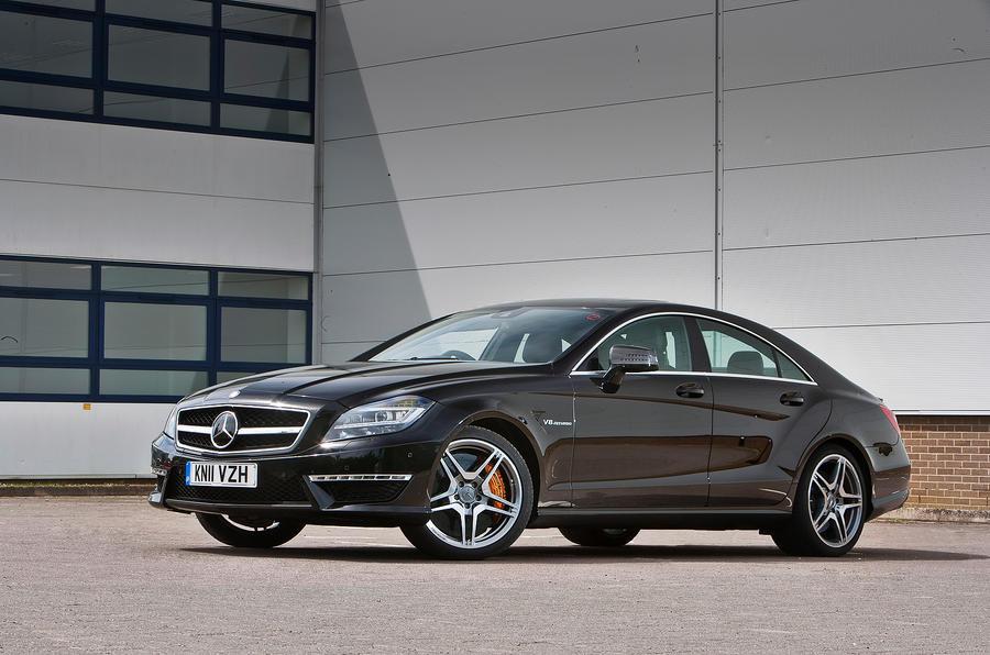 4.5 star Mercedes-AMG CLS 63