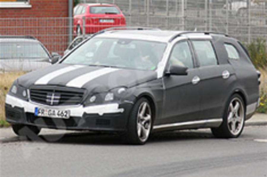 Diesel AMG here by 2011