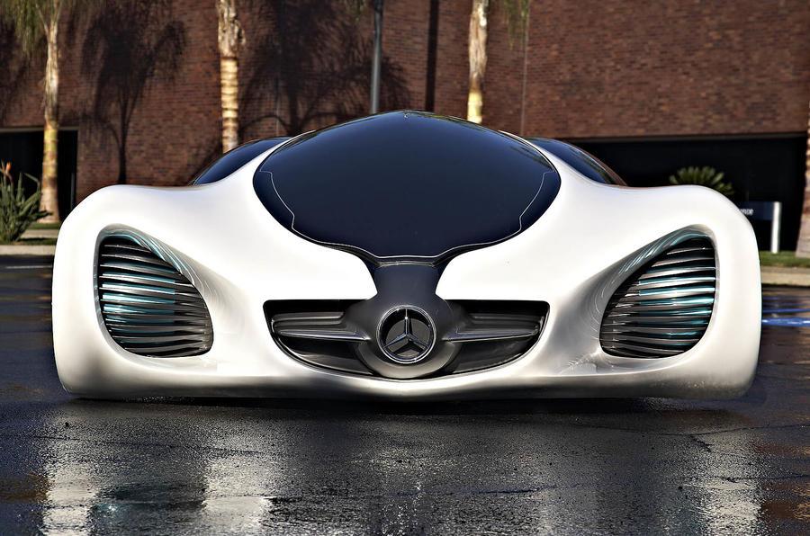 Merc's new supercar - more pics