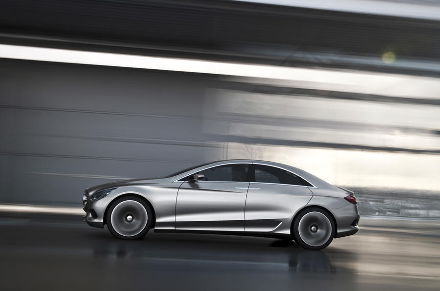 Exclusive: AMG's hot baby saloon