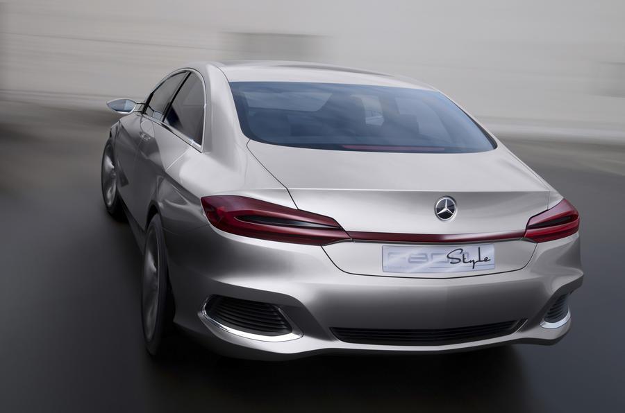 AMG's entry-level Merc coupe