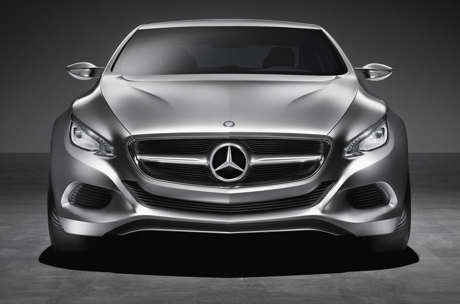Merc plans nine-speed auto'
