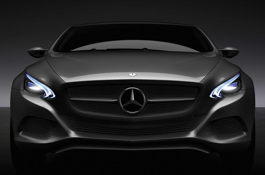 Mercedes F800 Style - new pics