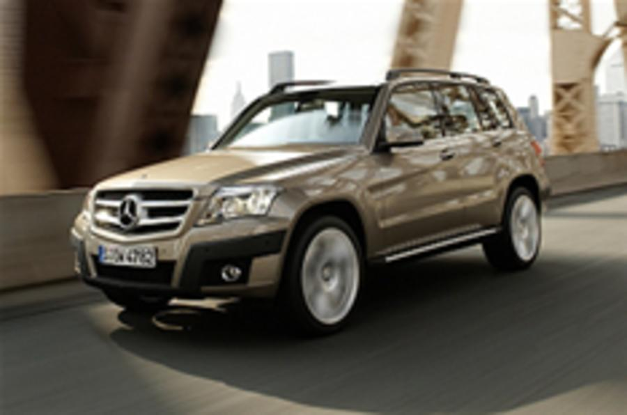 Revealed: Mercedes-Benz GLK