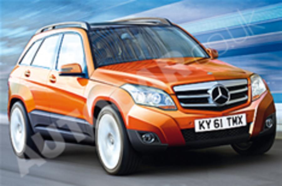 Scoop: Mercedes BLK