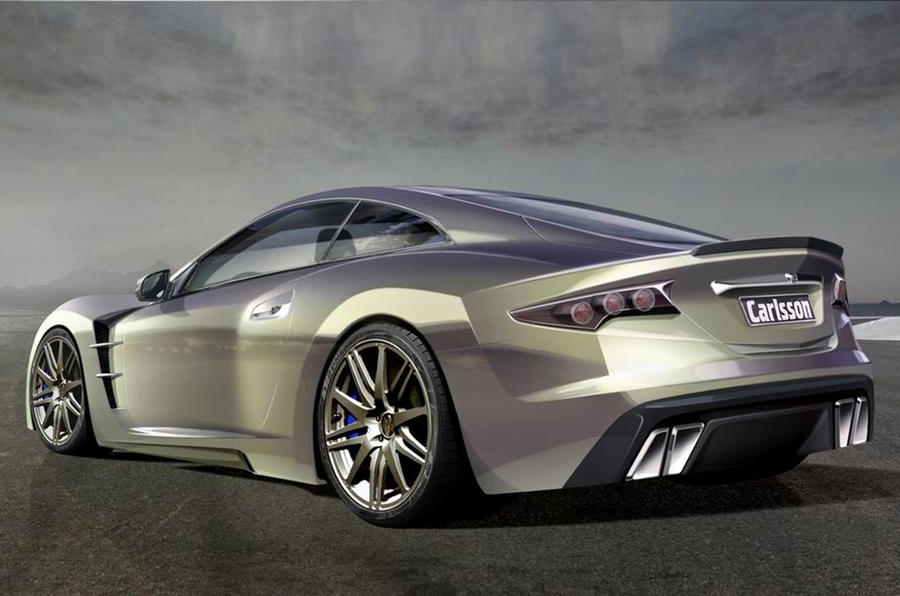 Geneva motor show: Carlsson C25 supercar