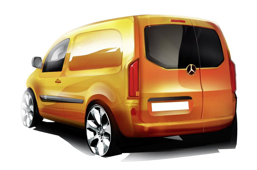 Mercedes Citan van revealed