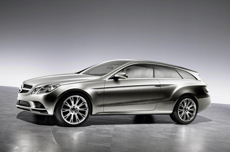Mercedes CLS estate planned