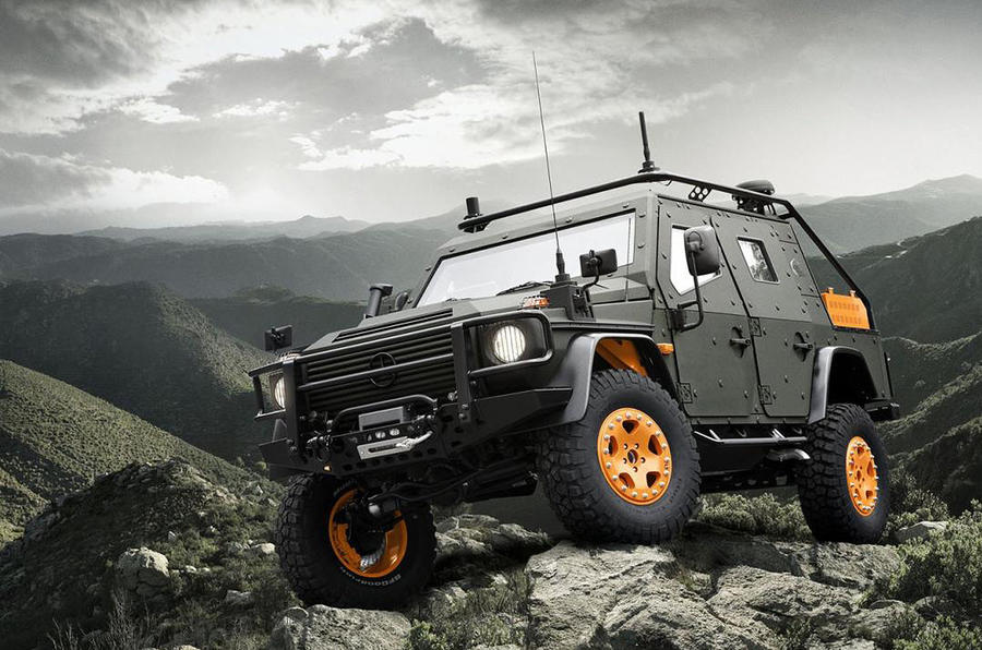Ultimate Mercedes G-Wagon