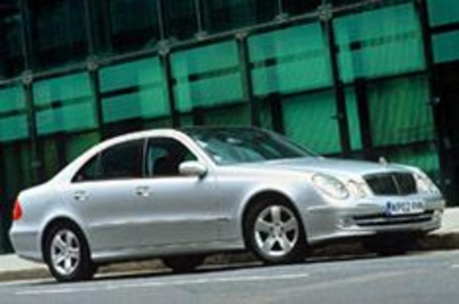 Benz recalls new Es and SLs