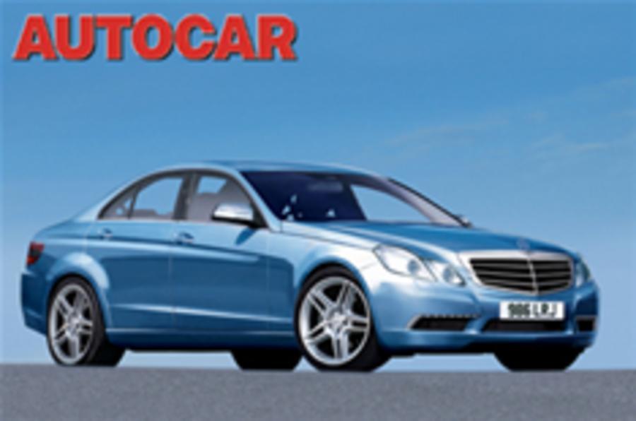 Scoop: new Mercedes E-class