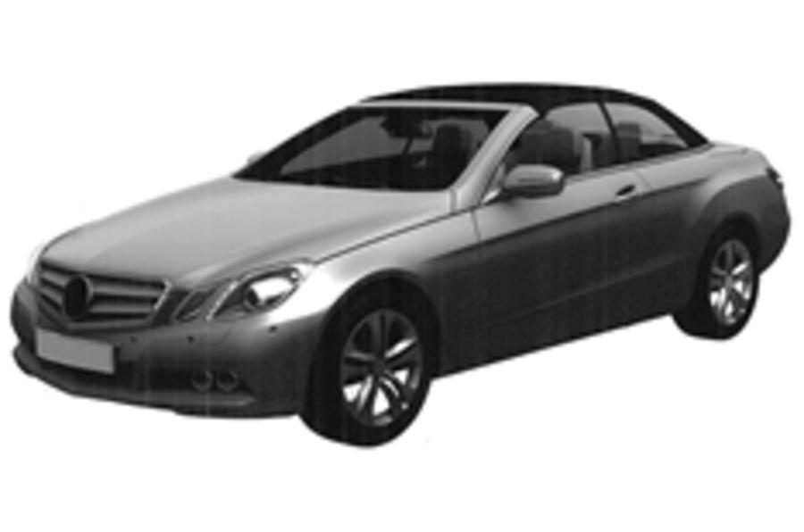 Merc E-class cabrio 'revealed'