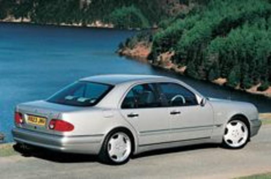 Merc E55 prices hit new low