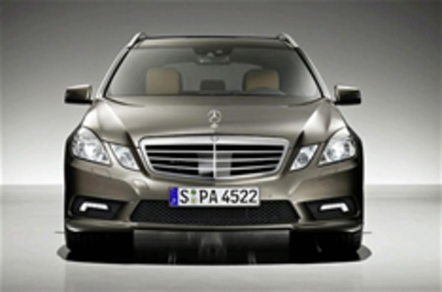 Mercedes E-class estate launched