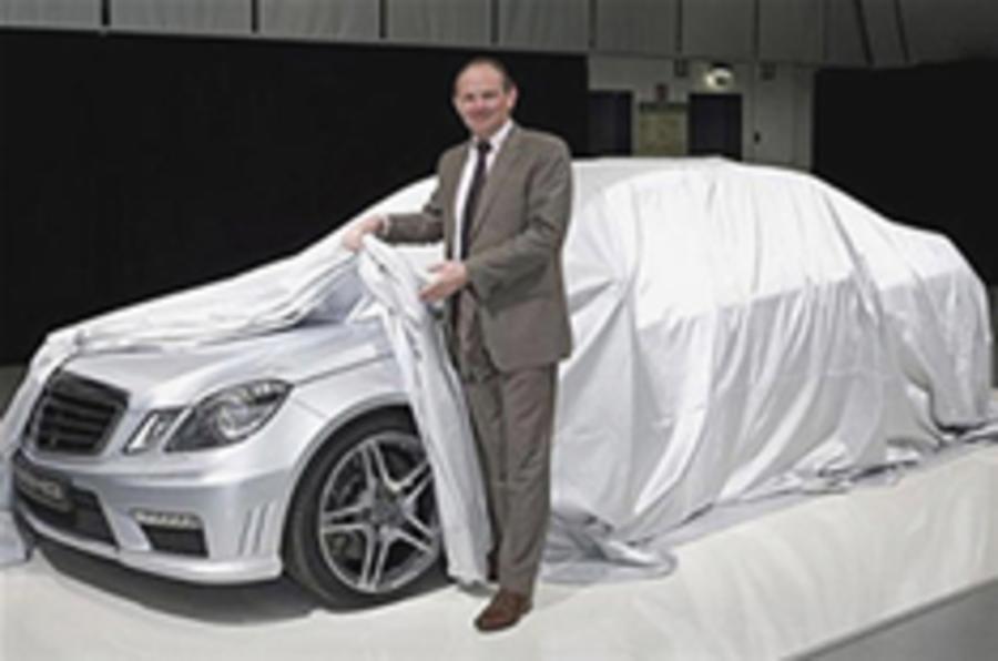 Mercedes E63 AMG revealed