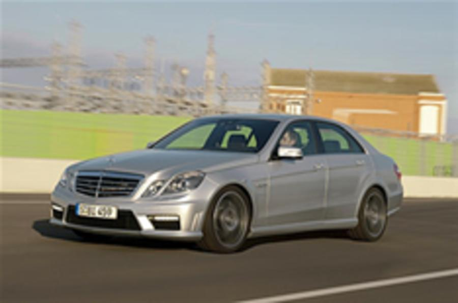 New Mercedes E63 AMG unveiled