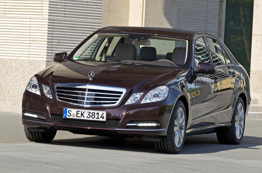 Mercedes revises E-class range