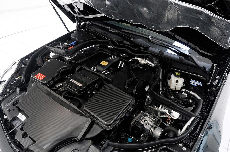 Brabus launches V12 E-class