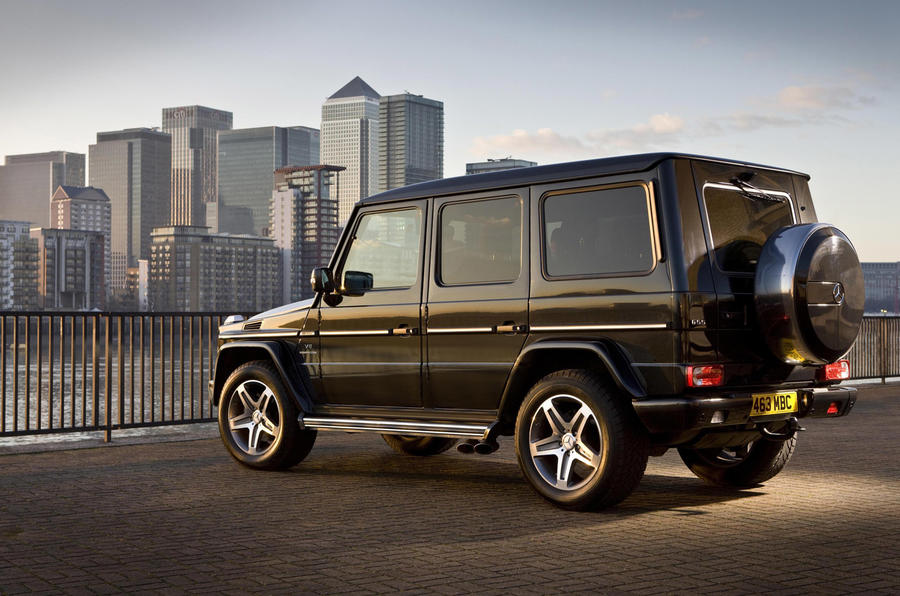 Mercedes G Wagon For Sale >> Mercedes G-class back in the UK | Autocar