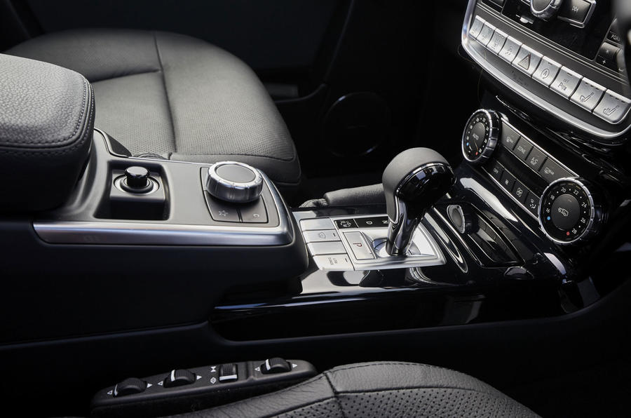 Mercedes-Benz G-Class automatic gearbox