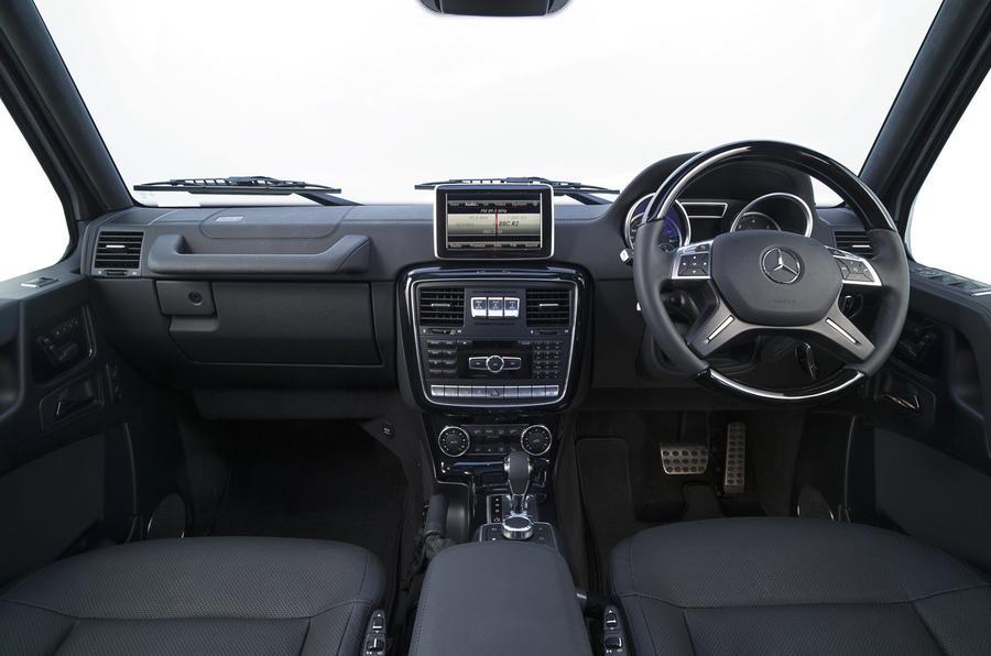 Mercedes G Wagon Lease >> Mercedes-Benz G-Class Review (2016) | Autocar