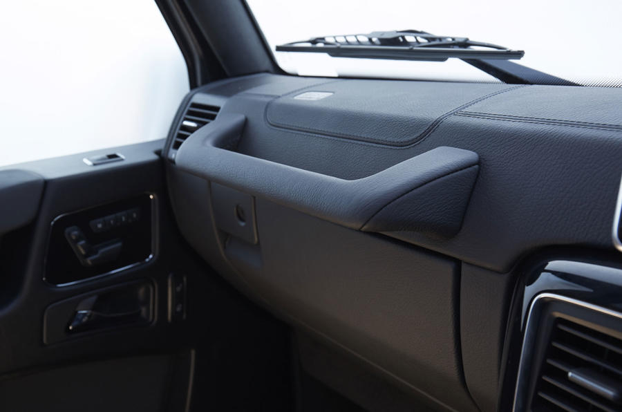 Mercedes-Benz G-Class grab handle