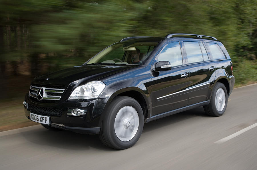 Mercedes benz gl class 2006 2012 review 2018 autocar for Mercedes benz gl class suv price