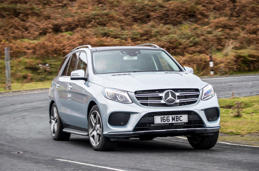 Mercedes-Benz GLE Review (2017) | Autocar