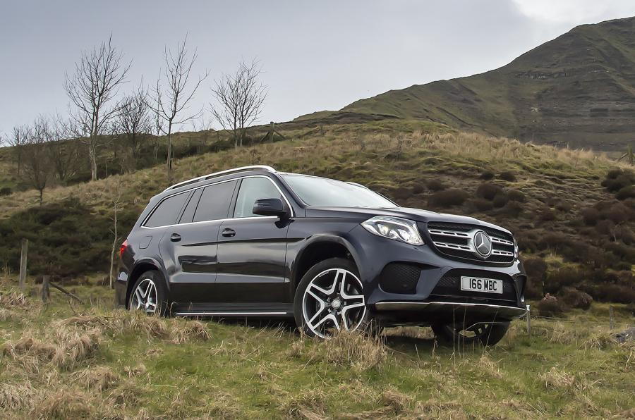 3.5 star Mercedes-Benz GLS