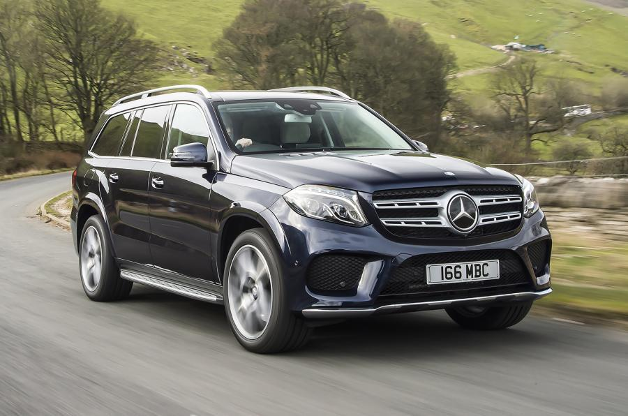Mercedes benz gls review 2018 autocar for Mercedes benz gls amg
