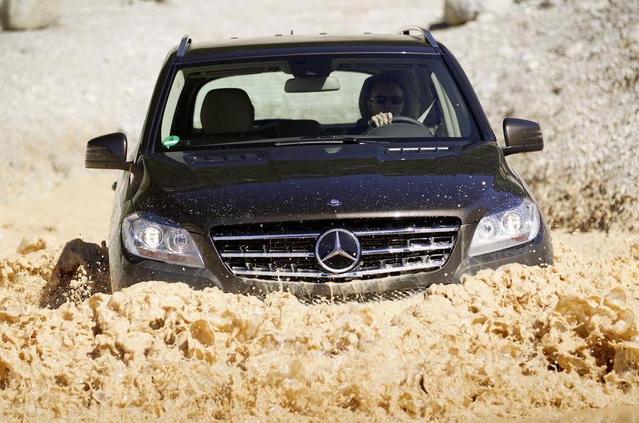 Mercedes plans BMW X6 rival