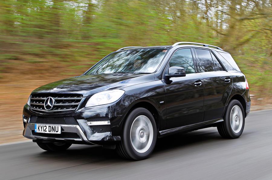 Mercedes m class reviews