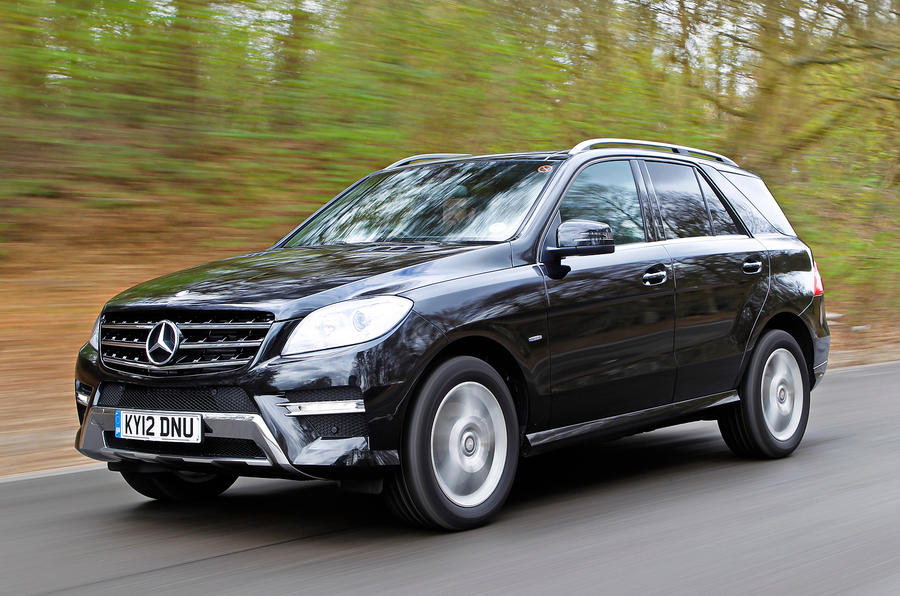 Mercedes Off Road Suv >> Mercedes-Benz M-Class 2012-2015 Review (2017) | Autocar
