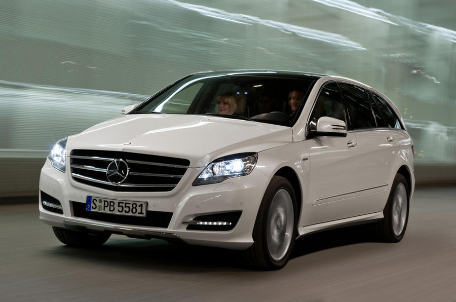 China reprieve for R-class