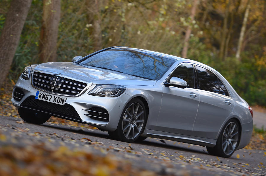 Mercedes benz s class review 2018 autocar for Star motor cars mercedes