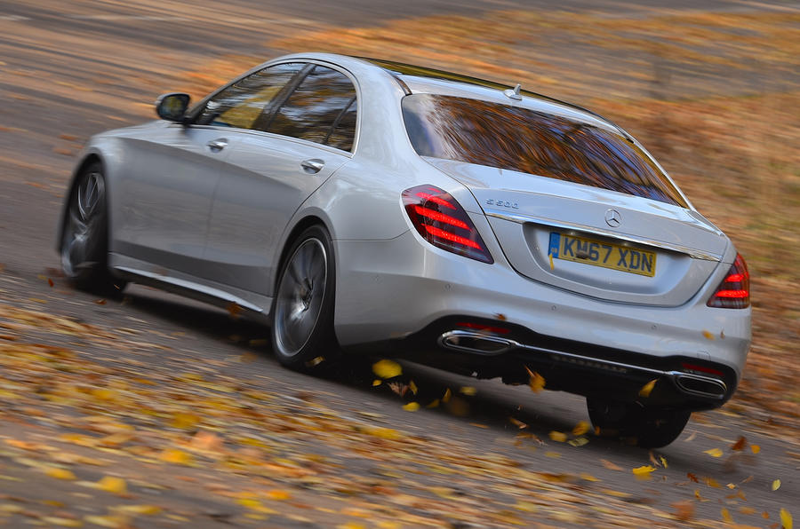 Admirable Mercedes Benz S Class Design Styling Autocar Wiring Cloud Philuggs Outletorg