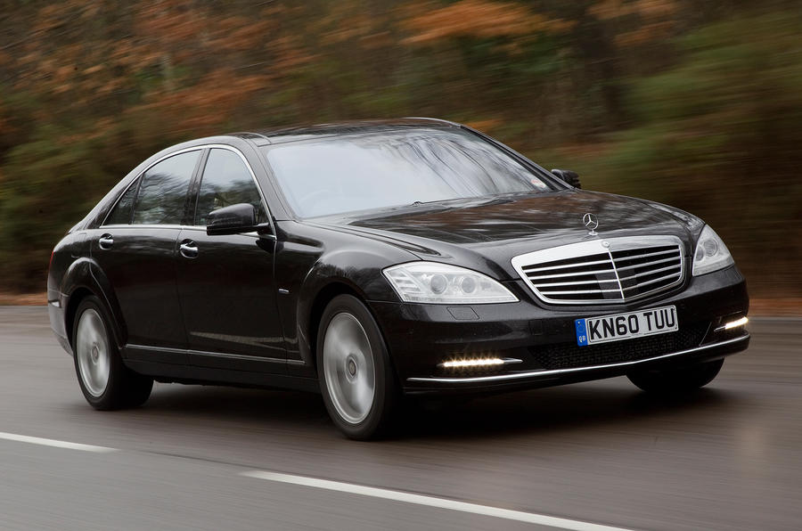 Mercedes benz s class 2006 2013 review 2018 autocar for 2013 mercedes benz s class s550