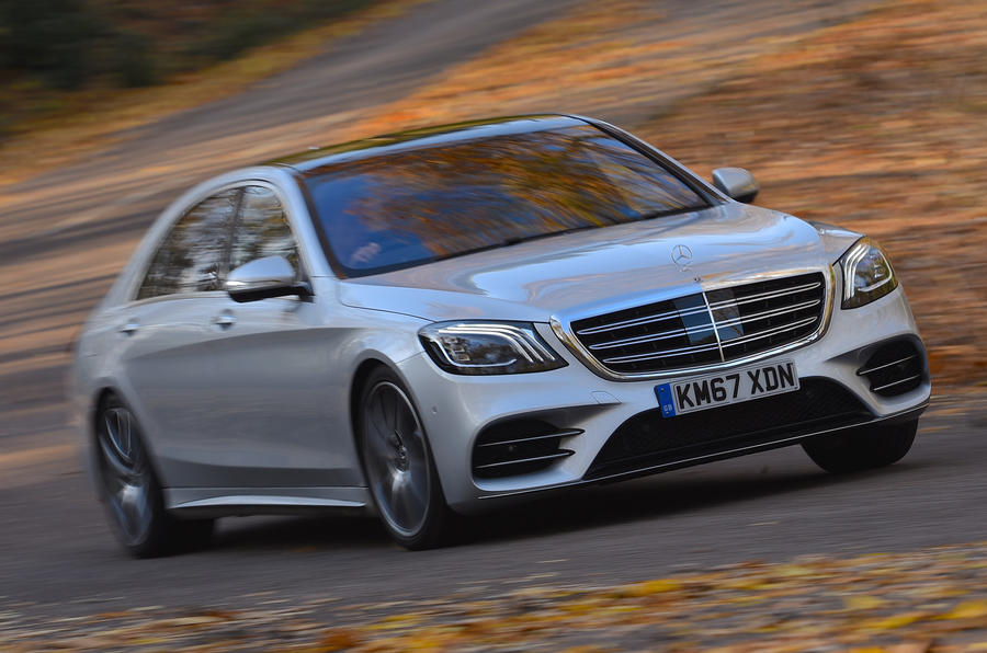 The Best Luxury Cars Of 2018: Mercedes-Benz S-Class Review (2019)